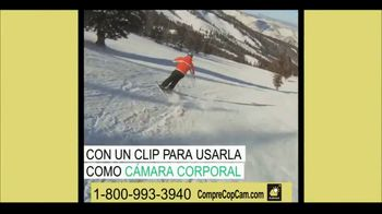 Cop Cam TV Spot, 'Detectar movimiento' [Spanish] - Thumbnail 7