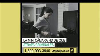 Cop Cam TV Spot, 'Detectar movimiento' [Spanish]
