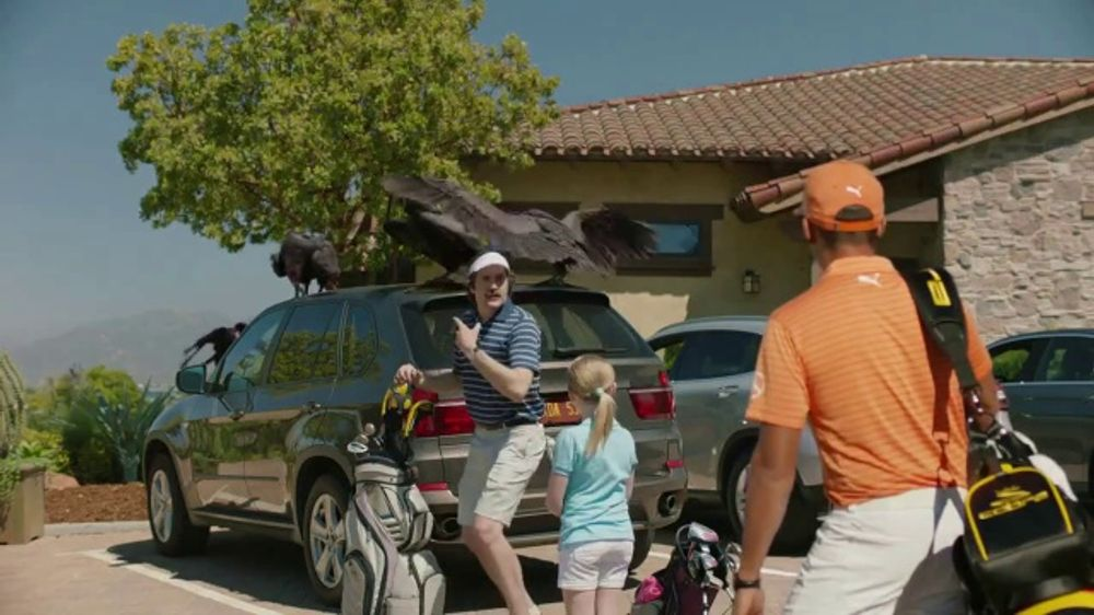 Farmers Insurance TV Commercial, 'Birdie' Featuring Rickie Fowler, J K   Simmons - Video