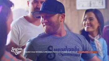 Sugarlands Shine + Cole Swindell Pre Show Punch TV Spot, 'Pick Up a Jar' Featuring Cole Swindell