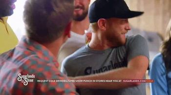 Sugarlands Shine + Cole Swindell Pre Show Punch TV Spot, 'Pick Up a Jar' Featuring Cole Swindell - Thumbnail 2
