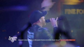 Sugarlands Shine + Cole Swindell Pre Show Punch TV Spot, 'Pick Up a Jar' Featuring Cole Swindell - Thumbnail 6