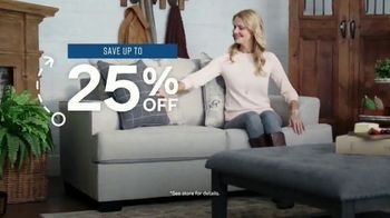 Ashley HomeStore Super Sale TV Spot, 'Fresh Exciting Styles' Song by Midnight Riot - Thumbnail 4