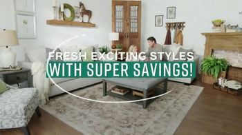 Ashley HomeStore Super Sale TV Spot, 'Fresh Exciting Styles' Song by Midnight Riot - Thumbnail 7
