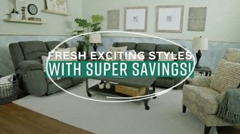 Ashley HomeStore Super Sale TV Spot, 'Fresh Exciting Styles' Song by Midnight Riot - Thumbnail 8