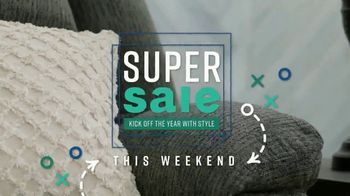 Ashley HomeStore Super Sale TV Spot, 'Fresh Exciting Styles' Song by Midnight Riot - Thumbnail 9