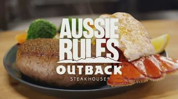 Outback Steakhouse Steak & Lobster TV Spot, 'Steak & Lobster is Back' - Thumbnail 8