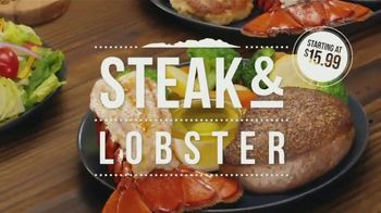 Outback Steakhouse Steak & Lobster TV Spot, 'Steak & Lobster is Back' - Thumbnail 6