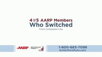 The Hartford AARP Auto Insurance Program TV Spot, 'Experience is Worth Something' Featuring Matt McCoy - Thumbnail 3