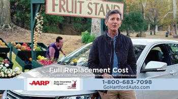 The Hartford AARP Auto Insurance Program TV Spot, \'Experience is Worth Something\' Featuring Matt McCoy
