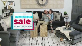 Ashley HomeStore Presidents Day Sale TV Spot, 'New Styles for Every Room' - Thumbnail 2