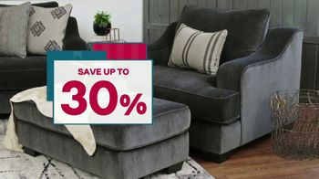 Ashley HomeStore Presidents Day Sale TV Spot, 'New Styles for Every Room' - Thumbnail 4
