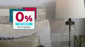 Ashley HomeStore Presidents Day Sale TV Spot, 'New Styles for Every Room' - Thumbnail 5