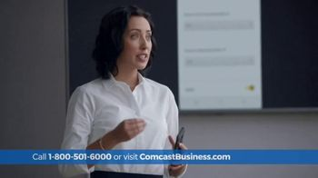 Comcast Business TV Spot, \'We Go Beyond Fast\'