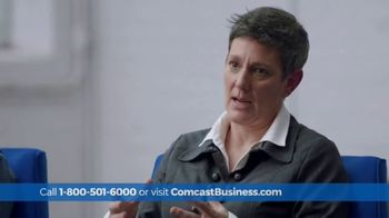 Comcast Business TV Spot, 'We Go Beyond Fast' - Thumbnail 3