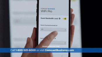 Comcast Business TV Spot, 'We Go Beyond Fast' - Thumbnail 5