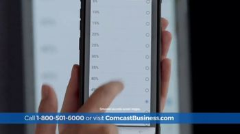 Comcast Business TV Spot, 'We Go Beyond Fast' - Thumbnail 6