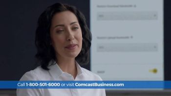 Comcast Business TV Spot, 'We Go Beyond Fast' - Thumbnail 7
