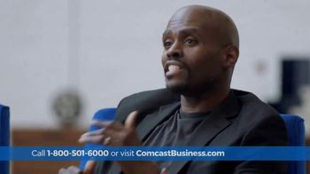 Comcast Business TV Spot, 'We Go Beyond Fast' - Thumbnail 8