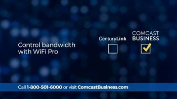 Comcast Business TV Spot, 'We Go Beyond Fast' - Thumbnail 9
