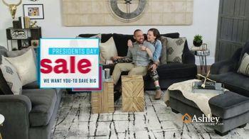 Ashley HomeStore Presidents Day Sale TV Spot, 'Nuevos estilos para cada habitación' [Spanish] - Thumbnail 2