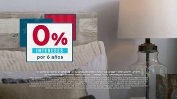 Ashley HomeStore Presidents Day Sale TV Spot, 'Nuevos estilos para cada habitación' [Spanish] - Thumbnail 5