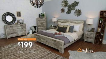 Ashley HomeStore Presidents Day Sale TV Spot, 'Nuevos estilos para cada habitación' [Spanish] - Thumbnail 7
