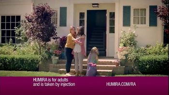 HUMIRA TV Spot, 'The Clock is Ticking' - Thumbnail 6