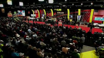 Mecum Auctions TV Spot, 'Live and In Person'