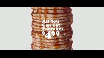 IHOP All You Can Eat Pancakes TV Spot, 'Pancake Tower'