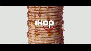 IHOP All You Can Eat Pancakes TV Spot, 'Pancake Tower' - Thumbnail 1