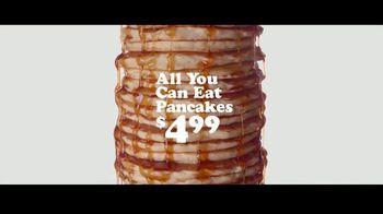 IHOP All You Can Eat Pancakes TV Spot, 'Pancake Tower' - Thumbnail 3