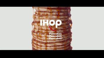 IHOP All You Can Eat Pancakes TV Spot, 'Pancake Tower' - Thumbnail 4