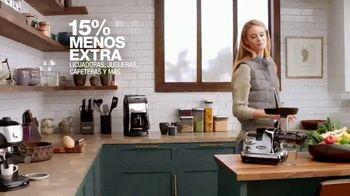 Macy's La Gran Venta del Hogar TV Spot, 'Sofás, sábanas y electrodomésticos' [Spanish] - Thumbnail 7