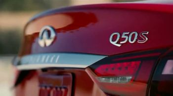2019 Infiniti Q50 TV Spot, 'Road of Her Dreams: The Road' Featuring Stephen Curry [T2] - Thumbnail 6
