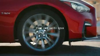 2019 Infiniti Q50 TV Spot, 'Road of Her Dreams: The Road' Featuring Stephen Curry [T2] - Thumbnail 7