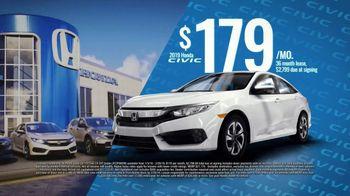 2019 Honda Civic TV Spot, 'Trade and Save' [T2] - Thumbnail 5