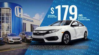 2019 Honda Civic TV Spot, 'Trade and Save' [T2] - Thumbnail 8
