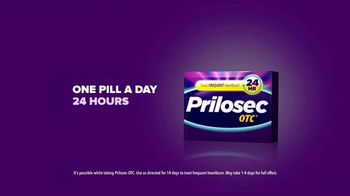 Prilosec OTC TV Spot, 'Take Control of Heartburn' - Thumbnail 5