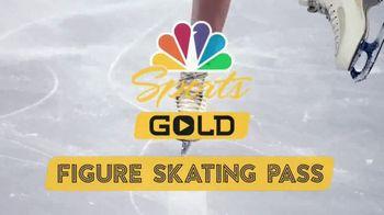 NBC Sports Gold Figure Skating Pass TV Spot, 'The World's Best'