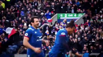 NBC Sports Gold Rugby Pass TV Spot, 'Rugby: Six Nations Championship and Premiership' - Thumbnail 9