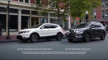 2018 Nissan Rogue TV Spot, 'Latest Tech' [T2] - Thumbnail 7