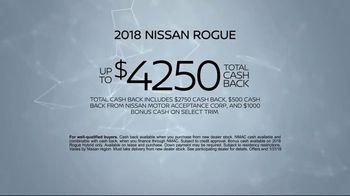 2018 Nissan Rogue TV Spot, 'Latest Tech' [T2] - Thumbnail 8