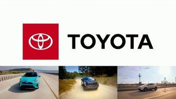 Toyota TV Spot, '2019 Philadelphia Auto Show' [T2] - Thumbnail 2