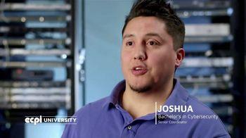 ECPI University TV Spot, 'Josh and Cyber Security'