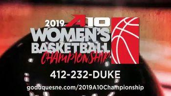 Atlantic 10 Conference TV Spot, '2019 Women's Basketball Championship' - Thumbnail 8