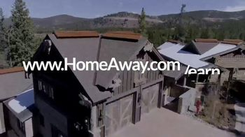 HomeAway TV Spot, 'Put Your Home to Work'