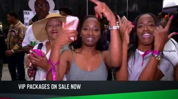 2019 BET Experience TV Spot, 'VIP Packages on Sale' - Thumbnail 5