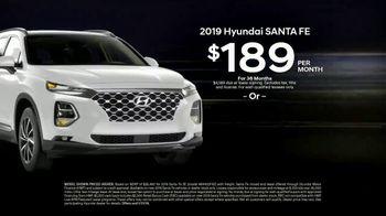 Hyundai New Year's Celebration Sale TV Spot, 'Save Now' [T2] - Thumbnail 5