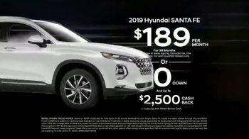 Hyundai New Year's Celebration Sale TV Spot, 'Save Now' [T2] - Thumbnail 6